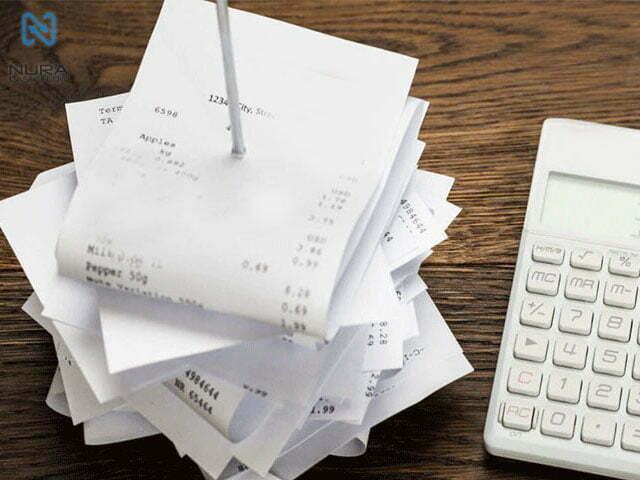 سند حسابداری چیست